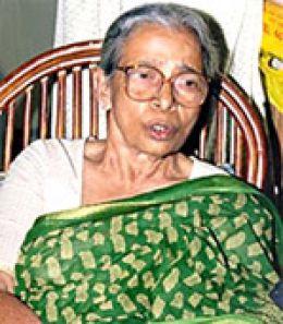 Mahasweta Devi, novelist, author, activist